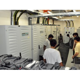 Service on UPS system