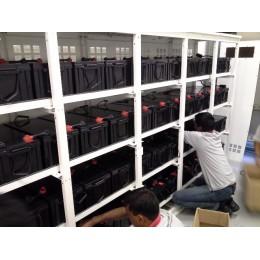 Service on Battery system